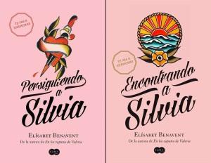 Serie Persiguiendo a Silvia y encontrando a Silvia de elísabet Benanvent