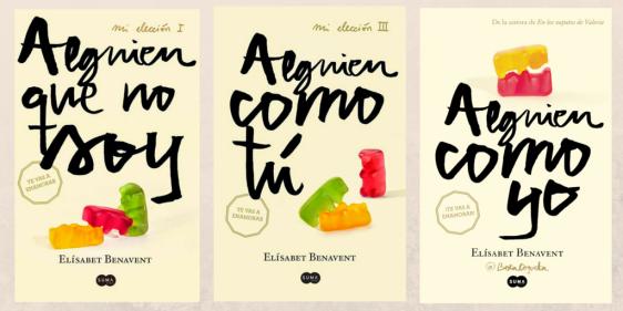Trilogía mi eleccion de Elísabet Benavent