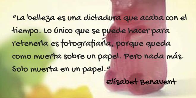 Frases 2 Elísabet Benavent