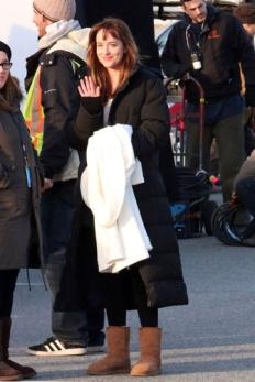 abrigo grey