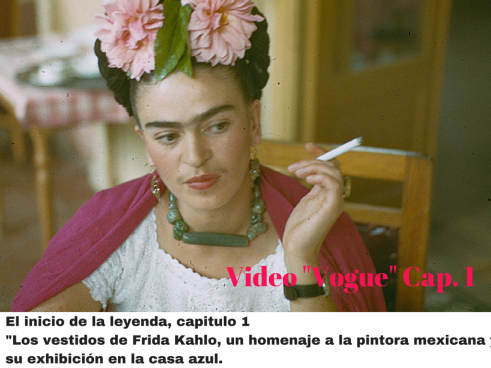 El inicio de la leyenda, Vogue