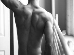 Jesse Ward espalda