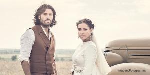 La novia (la película) 2015 älex García e Inma Cuesta