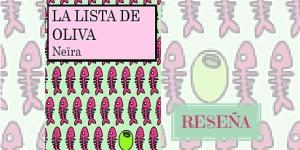 Reseña la lista de Oliva wordpress