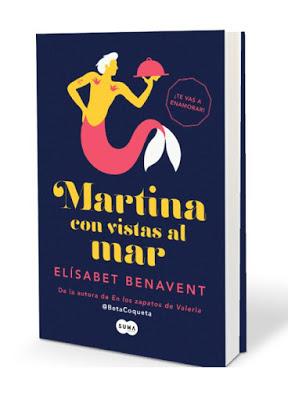 martina con vistas al mar portada