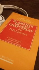 El amante de lady Chatterley de D.H. Lawrence.