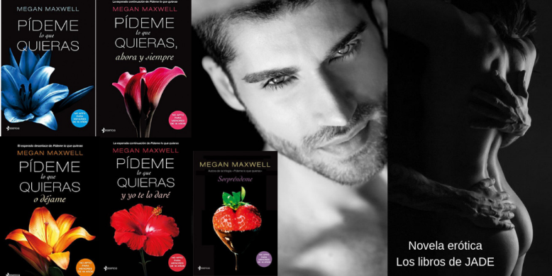 Novela eróticaLos libros de JADE