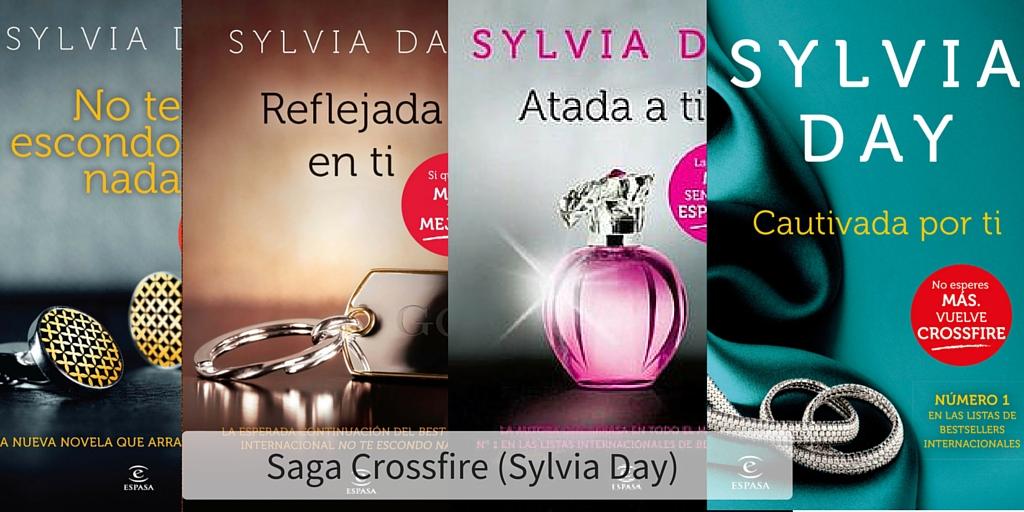 Resultado de imagen de crossfire sylvia day