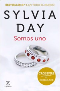 Últimas noticias Sylvia Day. saga #Crossfire