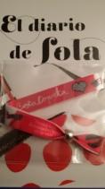 Pulseras del diario de Lola