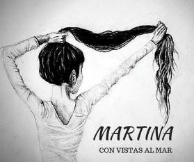 Martina con vistas al mar. Reseña