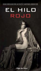 El hilo rojo de Olga de Llera (portada del libr)