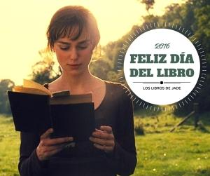 FELIZ DÍA DEL LIBRO 2016