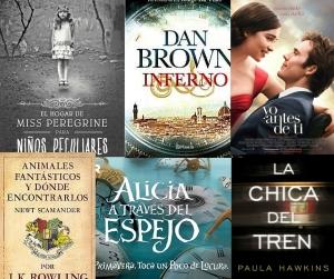 libros que serán peliculas en 2016