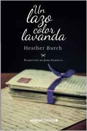 un lazo color lavanda Haelther Burch