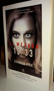 El método 15/33 de Shannon Kirk.