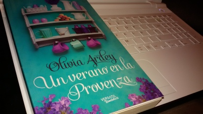 Un verano en la Provenza de Olivia Ardey. Los libros de Jade.