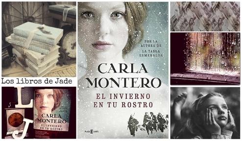 Reseñas el invierno en tu rostro de Carla Montero