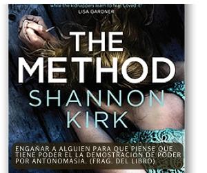 El método 15/33 de Shannon Kirk . Los libros de Jade.