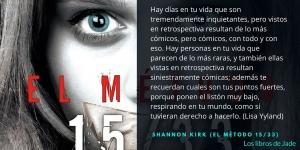 El método 15/33 de Shannon Kirk