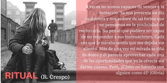 ritual (1) saga tentaciones de R. Crespo