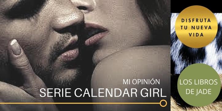 novela erotica SERIE CALENDAR GIRL