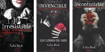 Saga indomable de Kattie Black