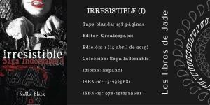 Irresistible parte 1 Karie Black