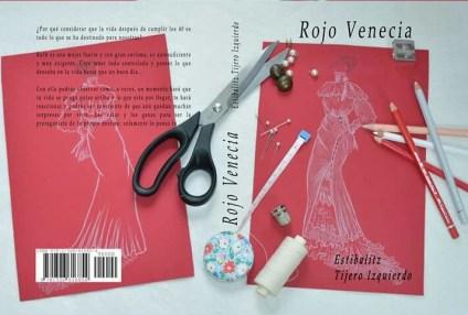 Rojo Venecia libro